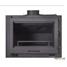 METLOR  MINI LDA 600(ONOΜΑΣΤΙΚΗ ΙΣΧΥ 26,7ΚW) με αυτόματο σύστημα ελέγχου καύσης,  ενεργειακή κασέτα  καλοριφερ νερου