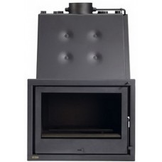 METLOR PR/20   27,3kw(τα20kw στο νερό)με αυτόματο σύστημα ελέγχου καύσης)Μήκος.75εκ.Υψ.95εκ,Β.62εκ.